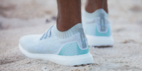 Shoes out of plastic bottles?